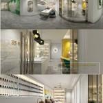 360 Interior Design 2019 Beauty Salon F23