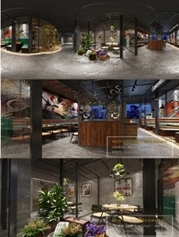 360 Interior Design 2019 Restaurant I01
