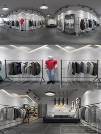 360 Interior Design 2019 Clothing Store I148