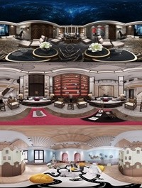 360 Interior Design 2019 Public Psace I176
