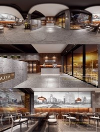 360 Interior Design 2019 Restaurant I75