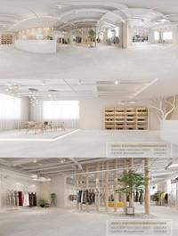 360 Interior Design 2019 Clothing Store I95