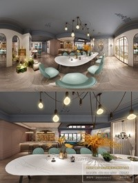 360 Interior Design 2019 Restaurant N04