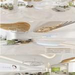 360 Interior Design 2019 Beauty Salon N06