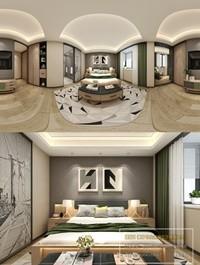 360 Interior Design 2019 Bedroom W02