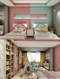 360 Interior Design 2019 Bedroom W13