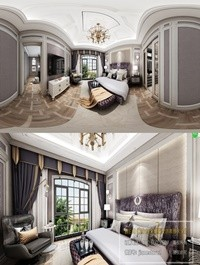 360 Interior Design 2019 Bedroom W15