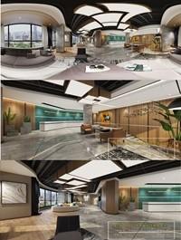 360 Interior Design 2019 Beauty Salon Y05