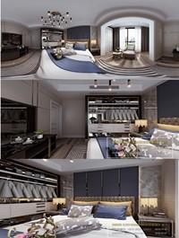 360 Interior Design 2019 Bedroom Y16