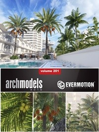 EVERMOTION Archmodels vol. 201