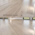 Barlinek Floorboard Pure Line Ash Platinium Grande