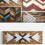 Panel wood art 03