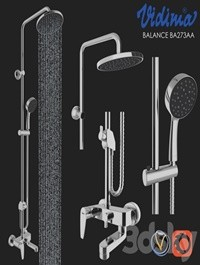 Shower-Vidima Balance BA AA 270