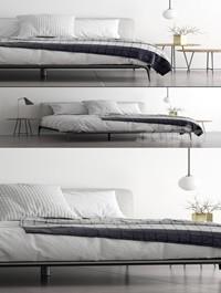 Poliform Park Bed Set B