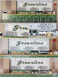 Cafe greenline