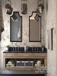 Set furniture decor spots