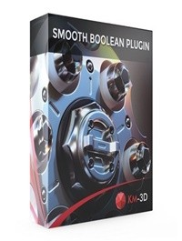 SmoothBoolean v1.06 for 3ds Max 2013 - 2020