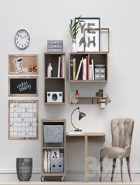 Pottery Barn Mission Modular System Collection