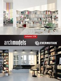 EVERMOTION Archmodels vol. 179