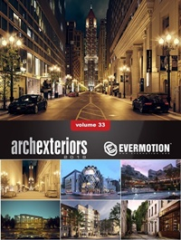 Evermotion Archexteriors vol 33