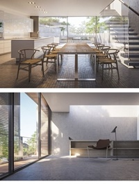 Residential House Interior Scene 05