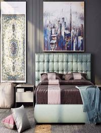 Modern Style Bedroom 391