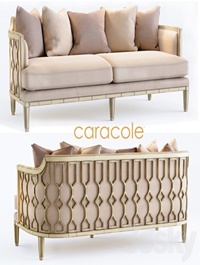 The Bee's Knees Caracole Sofa