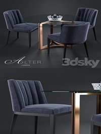 Bespoke Dining Chair 418 Cino Dining Table