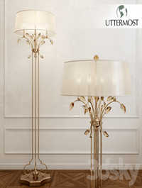 Uttermost Alenya Floor Lamp