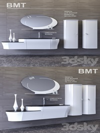 Bathroom furniture 02 BMT CALYPSO Mixer BOSSINI