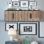 Greenwich Buffet & Decor West Elm