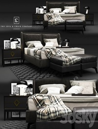 The Sofa and Chair Company Enzo Bed