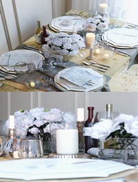 Table setting 20