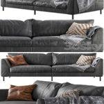 Loft sofa 220 cm
