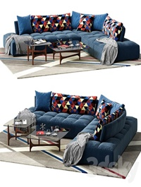 Calanque sofa