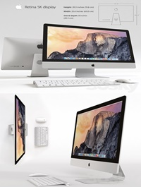 Monitor Apple Retina 5K