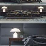 Men's bed