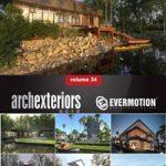 Evermotion Archexteriors vol 34