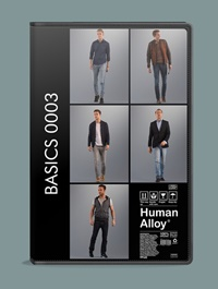Human Alloy Basic Models