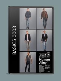 Human Alloy Basic Models