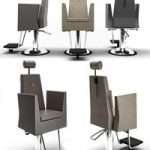 Welonda b-chiled barber chair