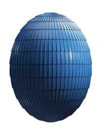 Blue metal roof PBR Texture