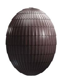 Brown metal roof 02 PBR Texture