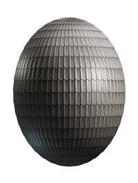 Grey metal roof PBR Texture