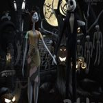 The Nightmare before Christmas Set Sally & Jack