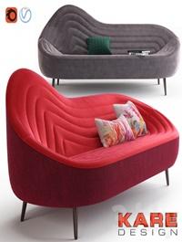 Kare Design Sofa Isobar