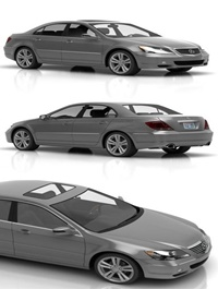 Acura 3D Model