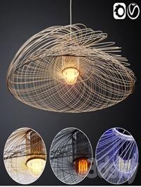 Pendant lamp PENDANT LIGHT FORESTIER 2