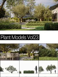 MAXTREE Plant Models Vol 23