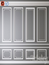 Decorative molding 11